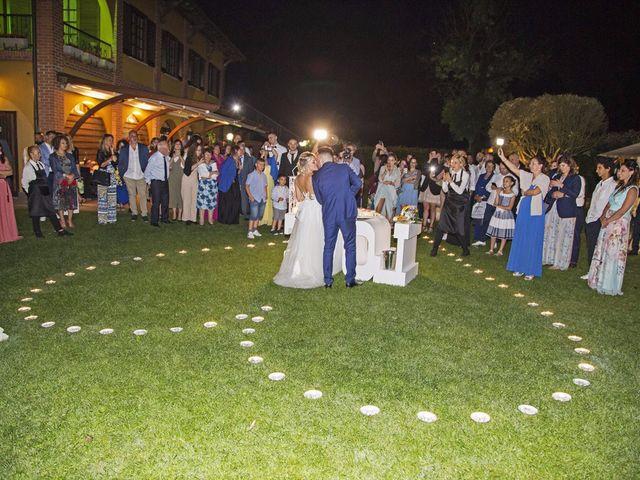 Il matrimonio di Simone e Maria a Rescaldina, Milano 41
