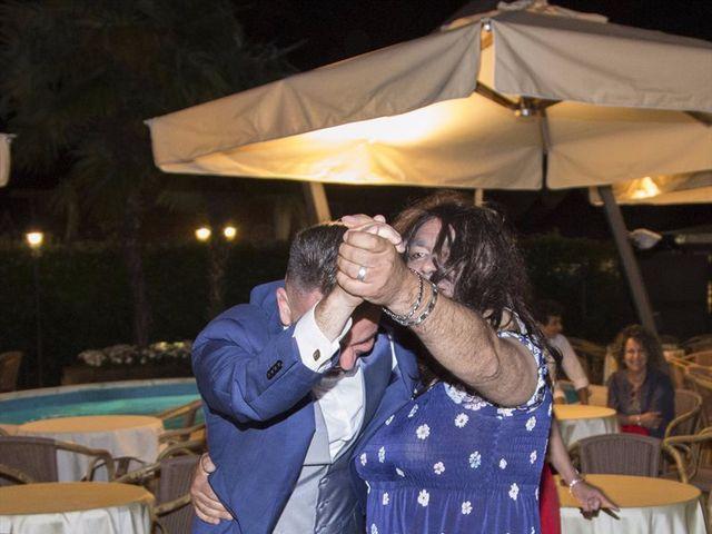 Il matrimonio di Simone e Maria a Rescaldina, Milano 45