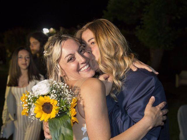 Il matrimonio di Simone e Maria a Rescaldina, Milano 46