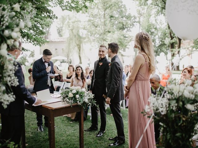 Il matrimonio di Nicola  e Manuel a Annone Veneto, Venezia 6