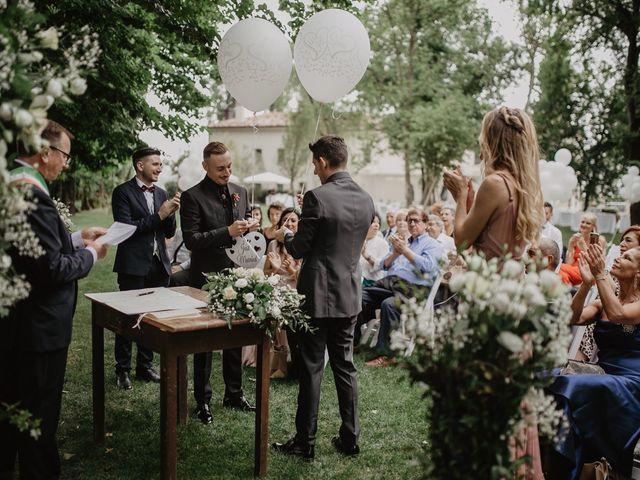 Il matrimonio di Nicola  e Manuel a Annone Veneto, Venezia 8