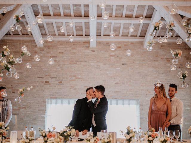 Il matrimonio di Nicola  e Manuel a Annone Veneto, Venezia 17