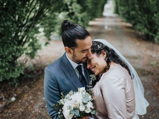 Le nozze di Sonia e Jorge
