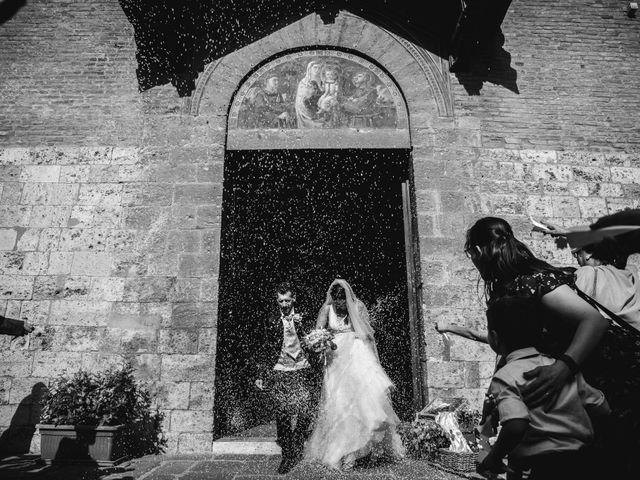 Il matrimonio di Michail e Roberta a Porto Santo Stefano, Grosseto 36