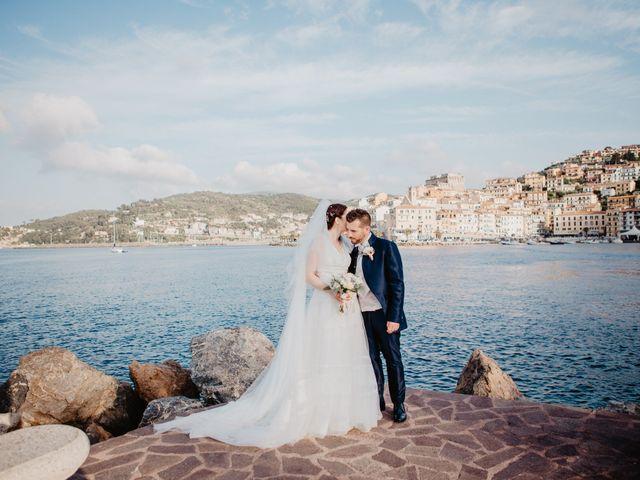 Il matrimonio di Michail e Roberta a Porto Santo Stefano, Grosseto 40