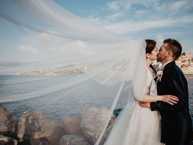Il matrimonio di Michail e Roberta a Porto Santo Stefano, Grosseto 41