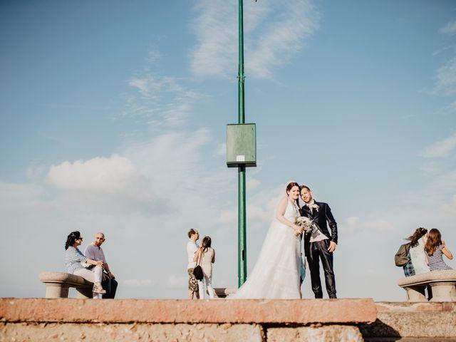 Il matrimonio di Michail e Roberta a Porto Santo Stefano, Grosseto 45