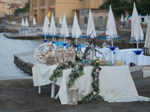 Il matrimonio di Michail e Roberta a Porto Santo Stefano, Grosseto 47
