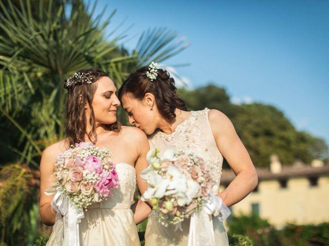 Le nozze di Cecilia e Edwige