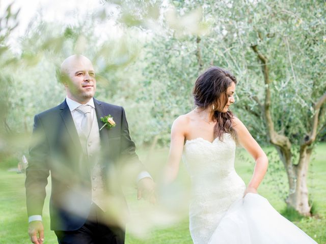 le nozze di Liana e Walter