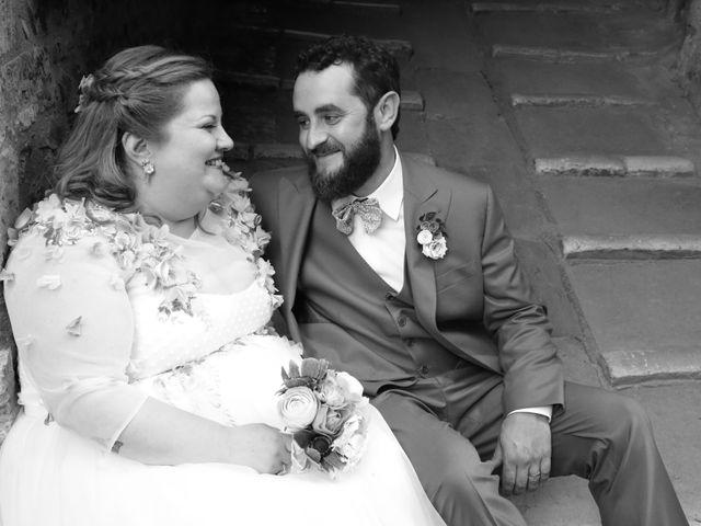 Le nozze di Silvia e Cristian