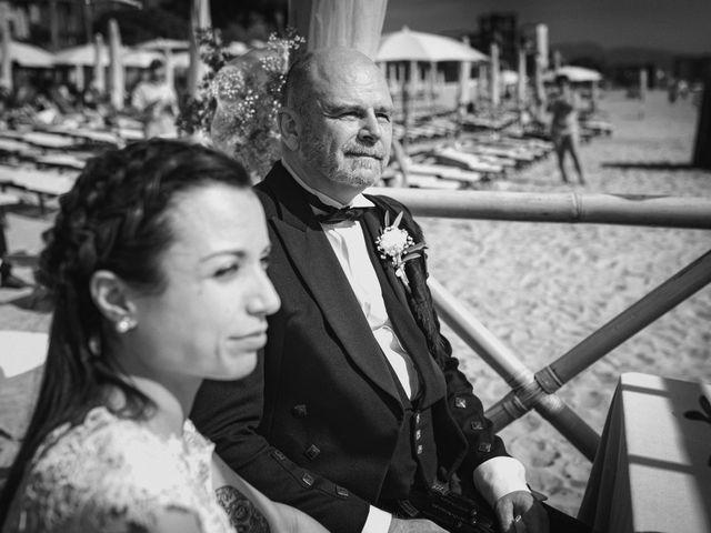 Il matrimonio di Mark e Stefania a Savona, Savona 63