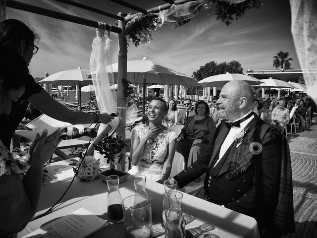 Il matrimonio di Mark e Stefania a Savona, Savona 64