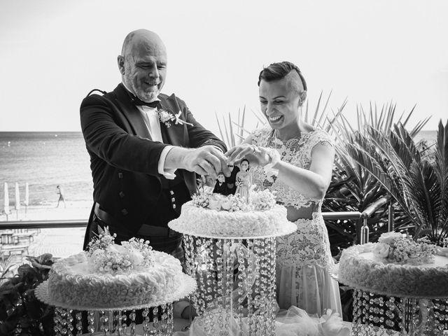 Il matrimonio di Mark e Stefania a Savona, Savona 110