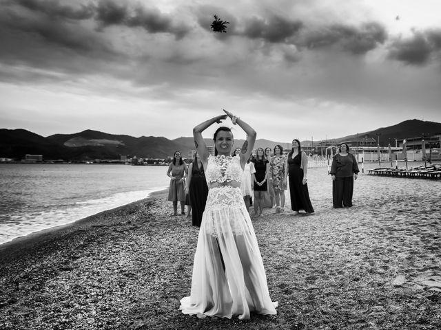 Il matrimonio di Mark e Stefania a Savona, Savona 114