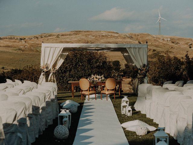Il matrimonio di Dario e Federica a Vizzini, Catania 85