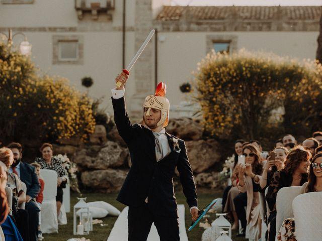 Il matrimonio di Dario e Federica a Vizzini, Catania 98