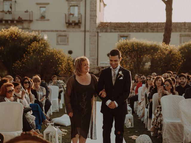 Il matrimonio di Dario e Federica a Vizzini, Catania 99