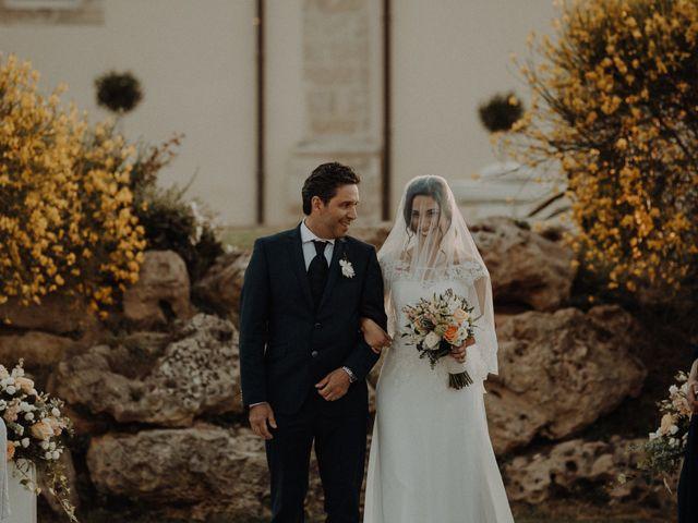 Il matrimonio di Dario e Federica a Vizzini, Catania 104