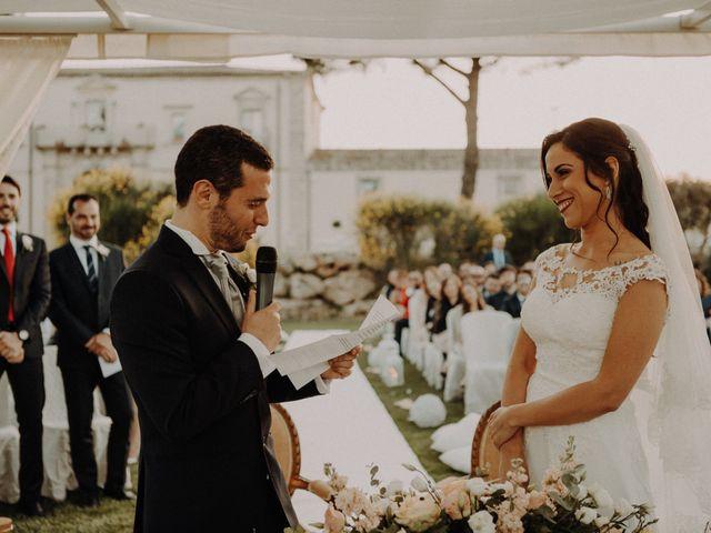 Il matrimonio di Dario e Federica a Vizzini, Catania 118