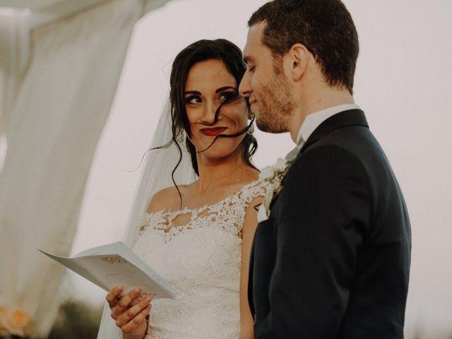 Il matrimonio di Dario e Federica a Vizzini, Catania 137