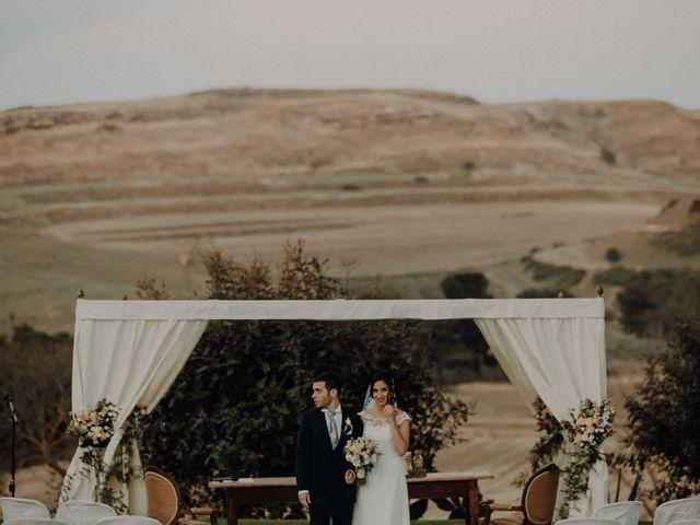 Il matrimonio di Dario e Federica a Vizzini, Catania 142