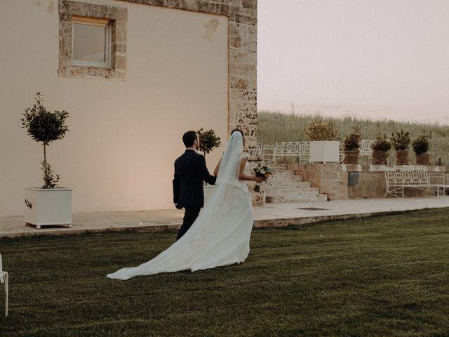 Il matrimonio di Dario e Federica a Vizzini, Catania 152