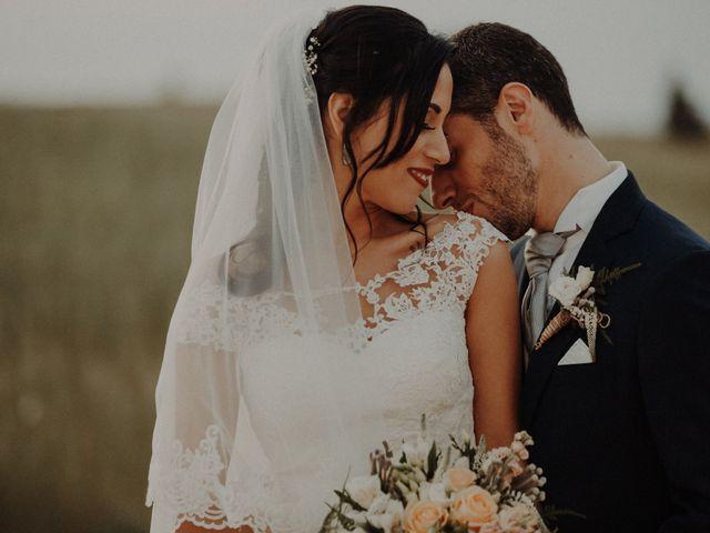 Il matrimonio di Dario e Federica a Vizzini, Catania 157