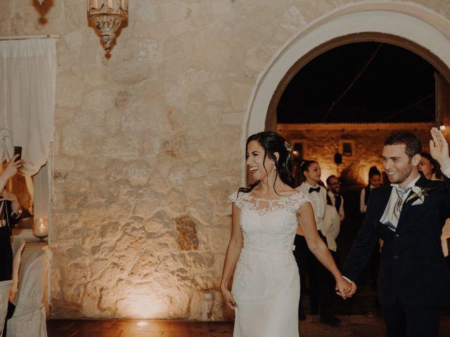 Il matrimonio di Dario e Federica a Vizzini, Catania 163