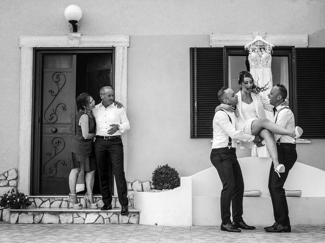 Il matrimonio di Gaspare e Maria a Agira, Enna 18