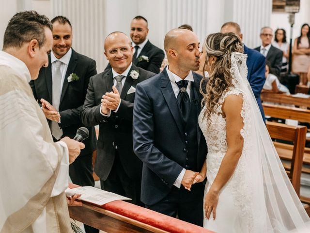 Il matrimonio di Gaspare e Maria a Agira, Enna 43