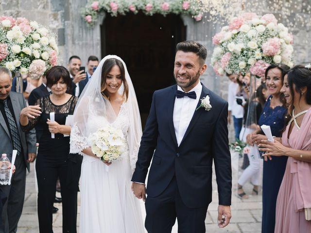 Il matrimonio di Mariangela e Francesco a Cellole, Caserta 1