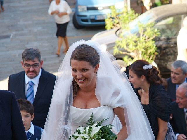 Il matrimonio di omar e silvia a Isola del Giglio, Grosseto 16