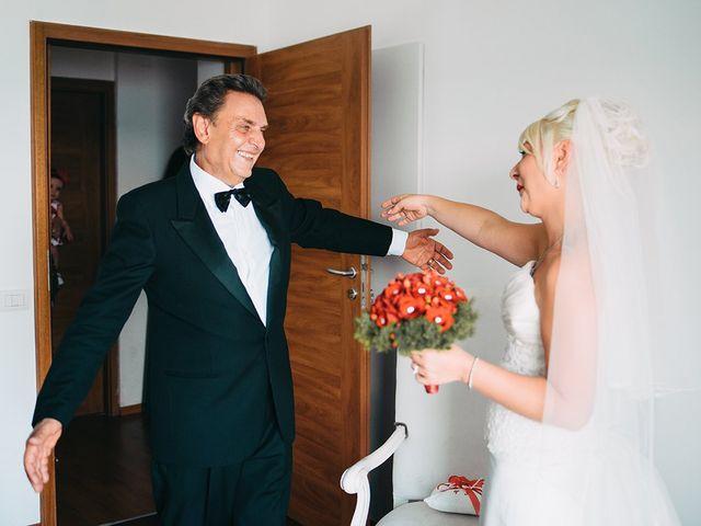 Il matrimonio di Simona e Tarik a Bracciano, Roma 5