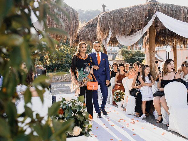 Il matrimonio di Simona e Tarik a Bracciano, Roma 6