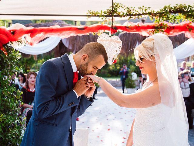 Il matrimonio di Simona e Tarik a Bracciano, Roma 8