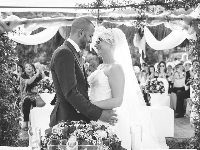 Il matrimonio di Simona e Tarik a Bracciano, Roma 9