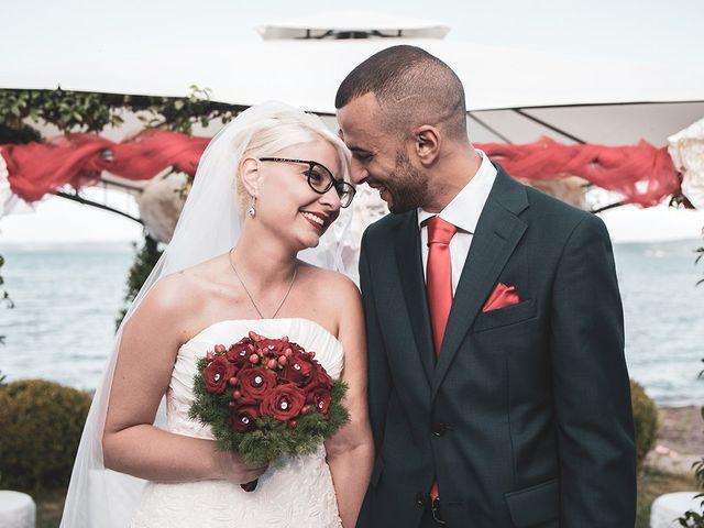 Il matrimonio di Simona e Tarik a Bracciano, Roma 10