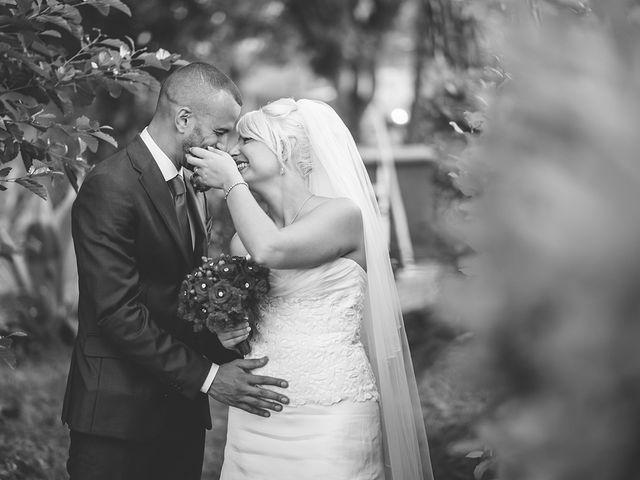 Il matrimonio di Simona e Tarik a Bracciano, Roma 16