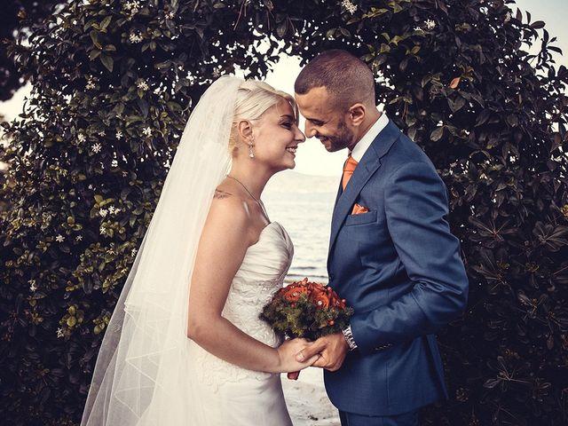 Il matrimonio di Simona e Tarik a Bracciano, Roma 17