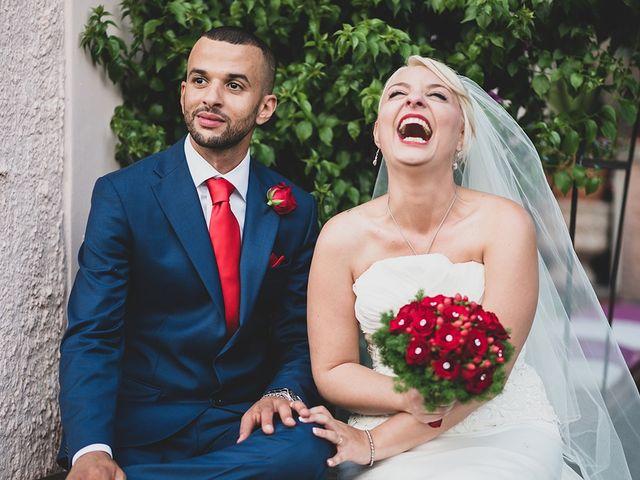 Il matrimonio di Simona e Tarik a Bracciano, Roma 19