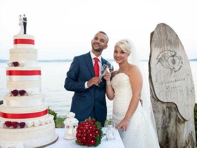 Il matrimonio di Simona e Tarik a Bracciano, Roma 24