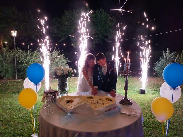 Il matrimonio di Alessio  e Sciada a Casale sul Sile, Treviso 3