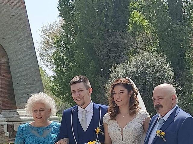 Il matrimonio di Alessio  e Sciada a Casale sul Sile, Treviso 5