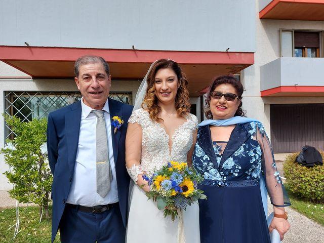 Il matrimonio di Alessio  e Sciada a Casale sul Sile, Treviso 8