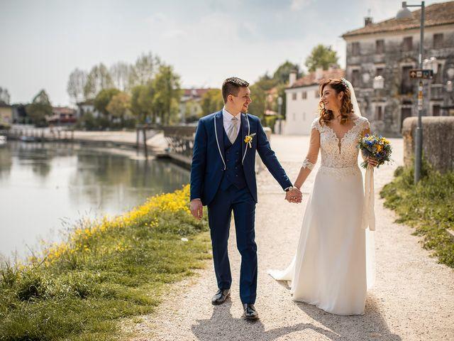 Il matrimonio di Alessio  e Sciada a Casale sul Sile, Treviso 1