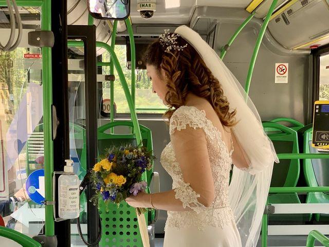 Il matrimonio di Alessio  e Sciada a Casale sul Sile, Treviso 9