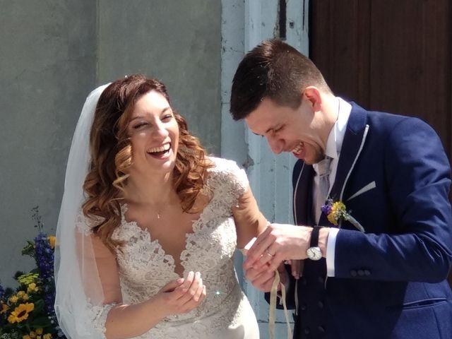 Il matrimonio di Alessio  e Sciada a Casale sul Sile, Treviso 10