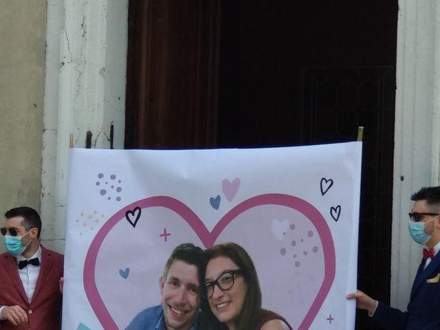 Il matrimonio di Alessio  e Sciada a Casale sul Sile, Treviso 12