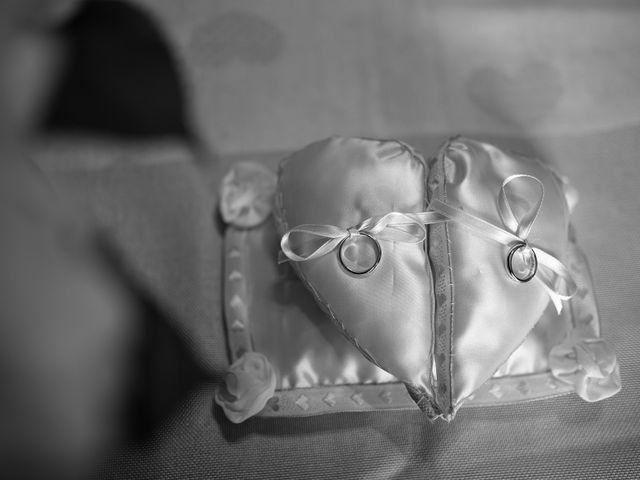 Il matrimonio di Alessio  e Sciada a Casale sul Sile, Treviso 14